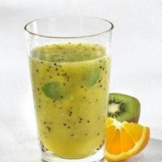 Kiwi Fruit Drink Recipes.