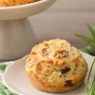 Hartige Muffins Met Ham En Kaas
