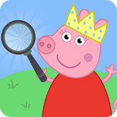 Hidden objects - Happy pig