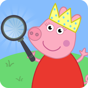 Hidden objects – Happy pig for PC and MAC