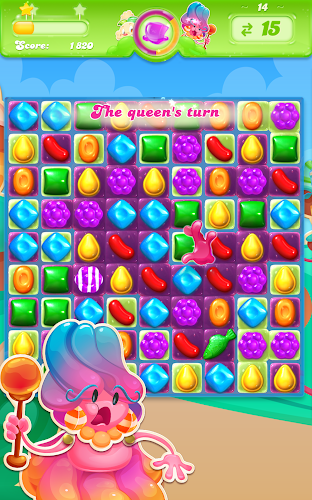 Candy Crush Jelly Saga - screenshot