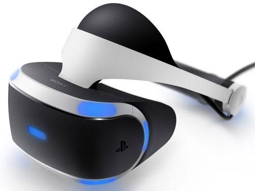 Headset PlayStation VR
