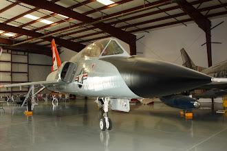 Photo: Convair F-106B Delta Dart