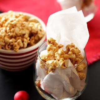 Bourbon Caramel Popcorn