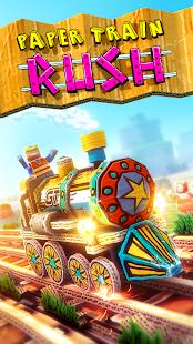 Paper Train: Rush- screenshot thumbnail