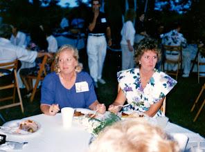 Photo: Tracy (Hiller) Klein, Michele (Baldree) Bibb