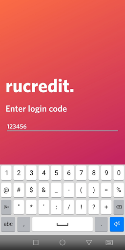 RuCredit - Instant Quick Loans to Your Phone screenshot 2