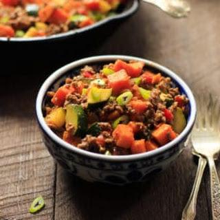 Ground Beef Zucchini Potato Recipes.