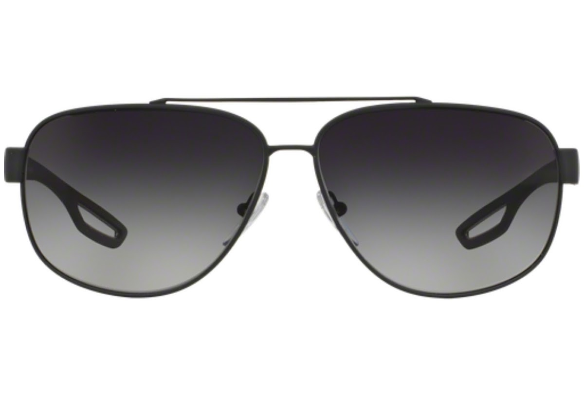 0b10dd0ecbeb Buy Prada Linea Rossa Lj Silver PS 58QS C63 TFZ5W1 Sunglasses
