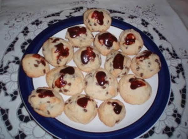Chocolate Chip Kiss Cookies