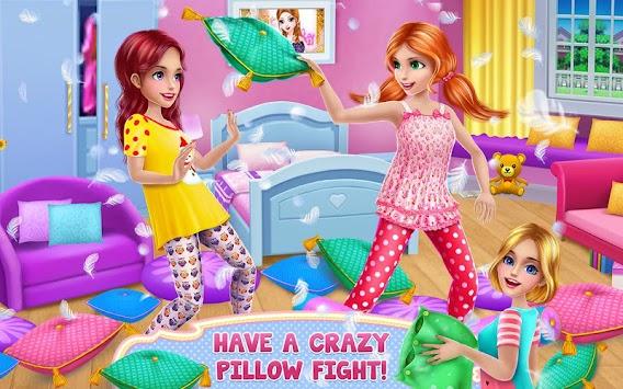 Girls PJ Party - Spa & Fun