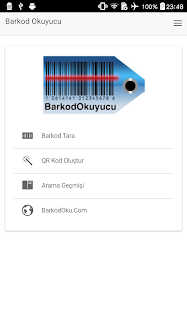 Barkod Okuyucu- screenshot thumbnail