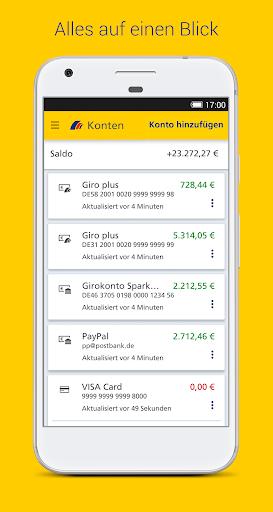 Postbank Finanzassistent  screenshots 3