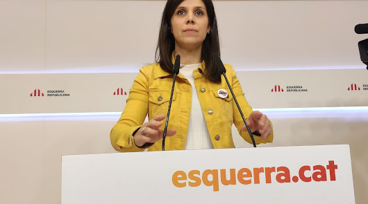"""ERC exige al Gobierno aislar Madrid y que se tomen medidas """"más contundentes"""""""
