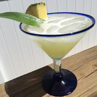 Coconut Tequila Colada.