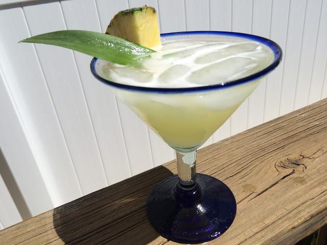 Coconut Tequila Colada Recipe