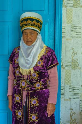 En Kirghizie