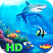 Aquarium Live Wallpaper Deluxe