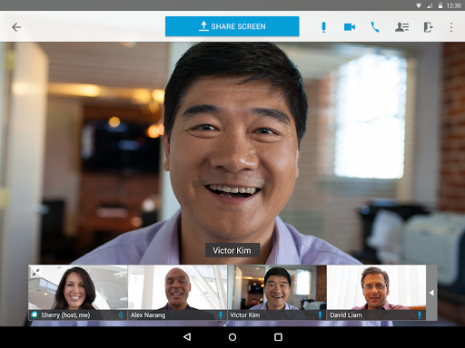 Cisco Webex Meetings  screenshots 7