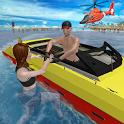Coast Lifeguard Beach Rescue icon