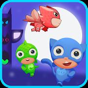 Super Masks Run: Heroes of Moonlight