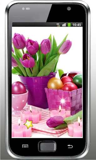 Easter Wishes 2015 HD LWP