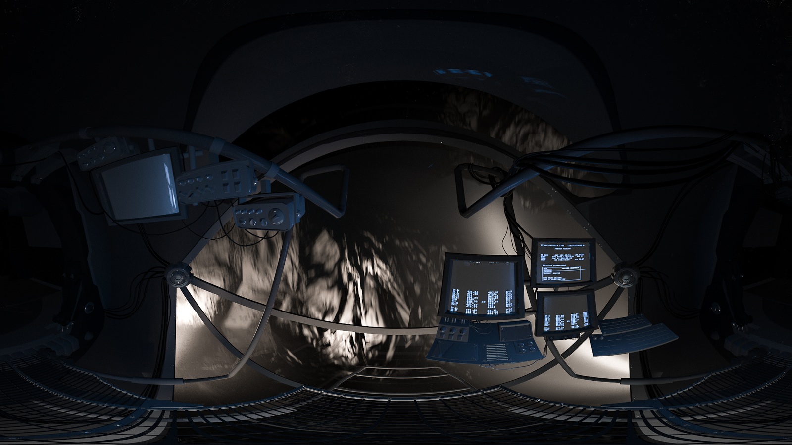 SONAR VR - For Cardboard- screenshot