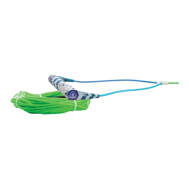 HYPERLITE - RELAPSE HANDLE W/ FLOATING SILICONE FLAT LINE ROPE