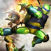 Tải Real Ninja Turtle Street Fighting Games 2018 miễn phí