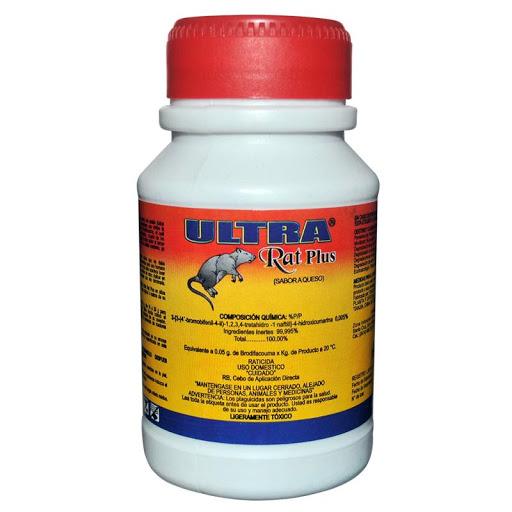 Raticida Ultrarat Plus Queso 150Gr