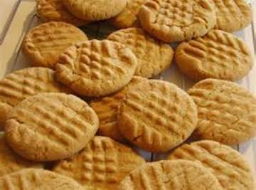 9 Dozen Peanut Butter Cookies By Freda