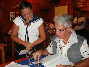 Photo: Ushuaia restaurant Volver.