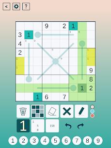Thermo Sudoku 8