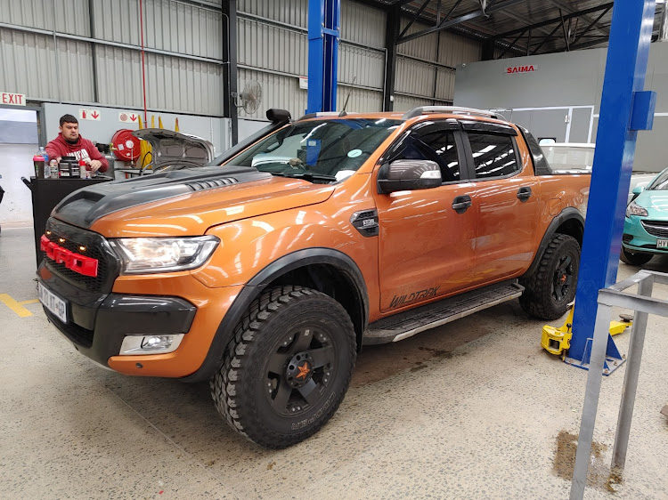 This Ford Ranger was sold to an unwitting customer who had no idea it was previously written off.