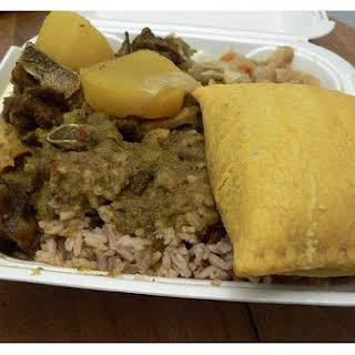 Jamaican Beef Patties.