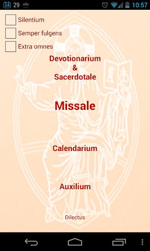 Missale Romanum  screenshots 1