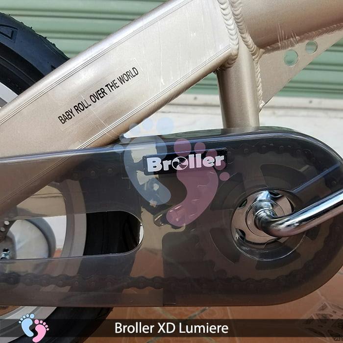 Xe đạp cho bé Broller XD Lumiere ss 17