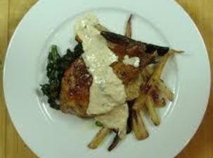 Pheasant With Apples Recipe