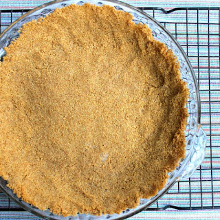 Graham Cracker Pie Crust.