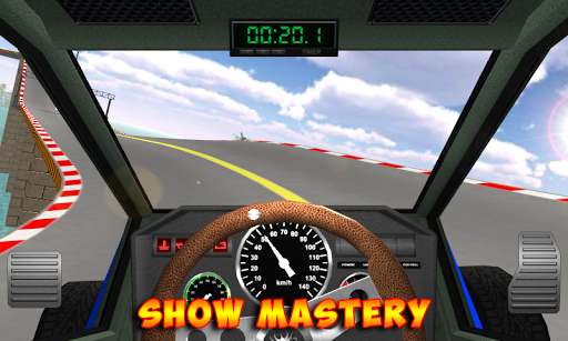 Racing stunts by car. Extreme racing. 3.6 screenshots 5