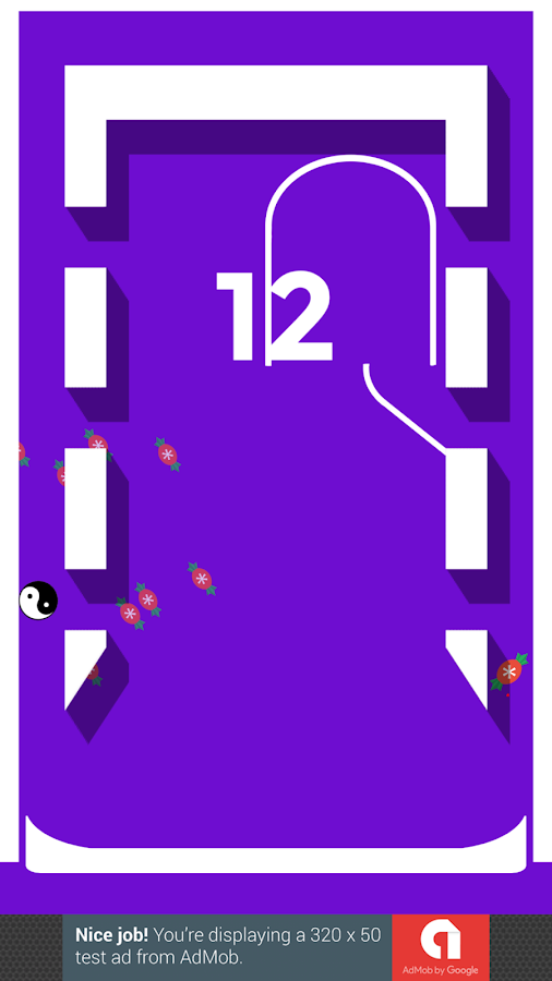 bounce.it | jump and bounce ball to get more candy- screenshot