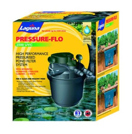 Laguna Pressure-Flo 2500 Dammfilter UV-C