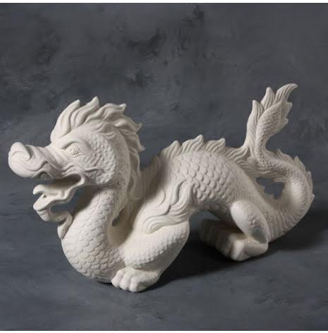 Asiatisk drake - 2 st.