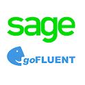 goFLUENT English @Sage Academy icon