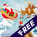 Santa Claus Delivery - Free icon
