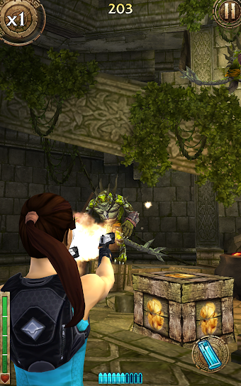 Lara Croft: Relic Run - screenshot