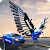 US Police Transform Robot Car Cop Eagle game file APK for Gaming PC/PS3/PS4 Smart TV
