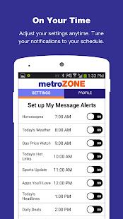 MetroZone for PC-Windows 7,8,10 and Mac apk screenshot 6