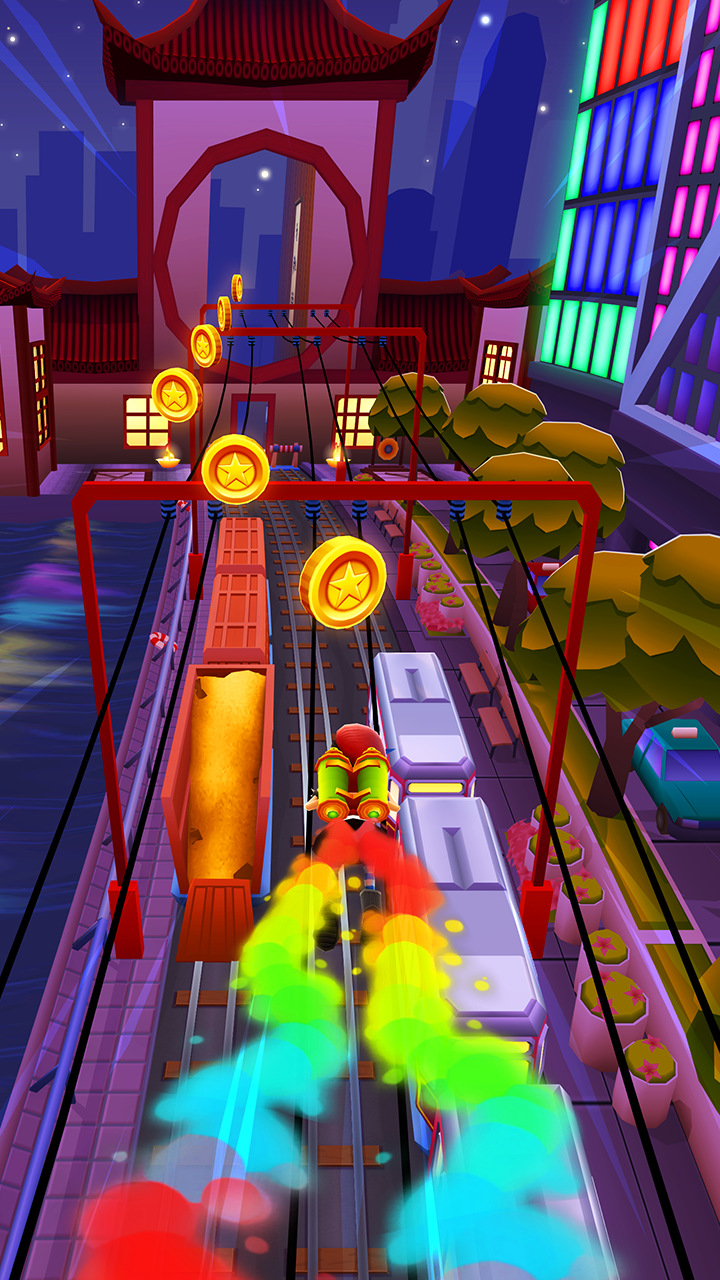 Subway Surfers Mod APK (Unlimited Coin/Key) Download 4