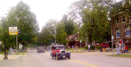 Photo: Auburn IN, ADC Walk